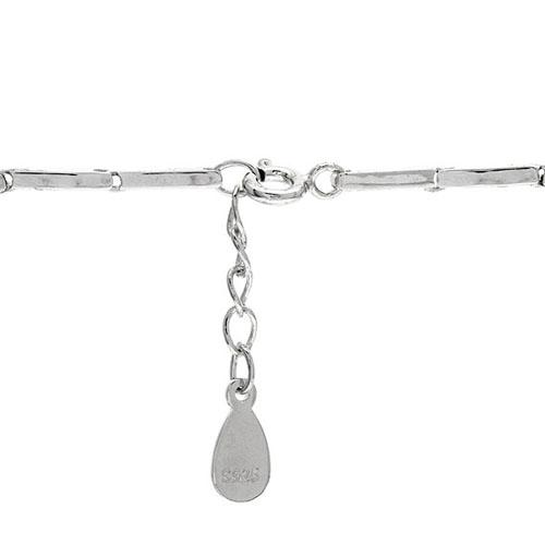bracelet femme argent zirconium 9500045 pic3