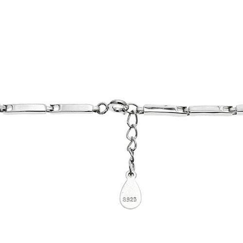 bracelet femme argent zirconium 9500046 pic3