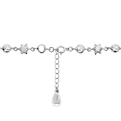 bracelet femme argent zirconium 9500048 pic3