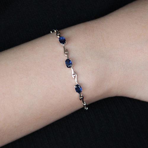 bracelet femme argent zirconium 9500056 pic4