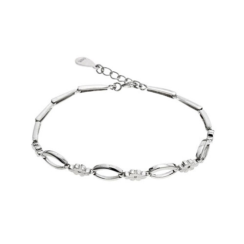 bracelet femme argent zirconium 9500072