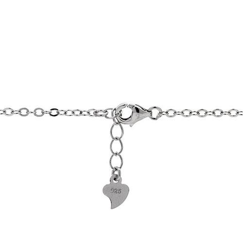 bracelet femme argent zirconium 9500184 pic3