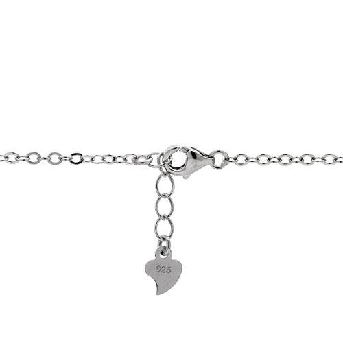 bracelet femme argent zirconium 9500195 pic3