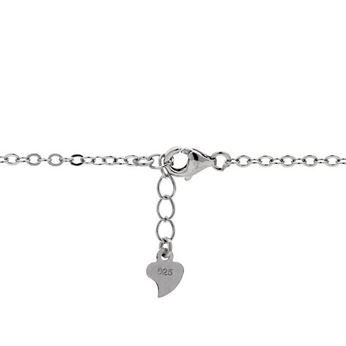 bracelet femme argent zirconium 9500201 pic3