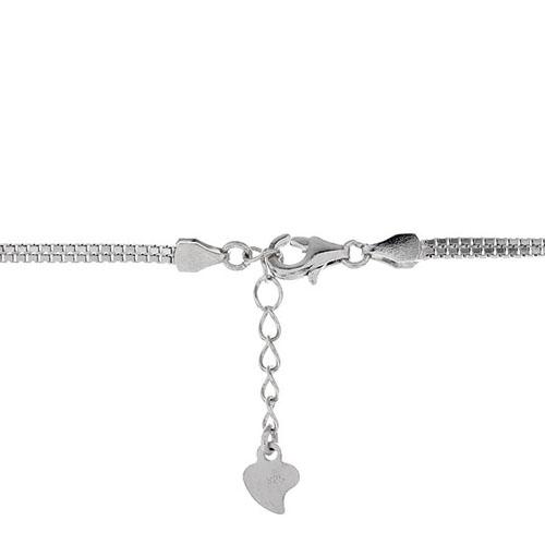 bracelet femme argent zirconium 9500237 pic3