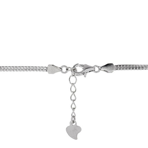 bracelet femme argent zirconium 9500239 pic3