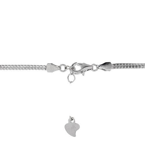 bracelet femme argent zirconium 9500247 pic3