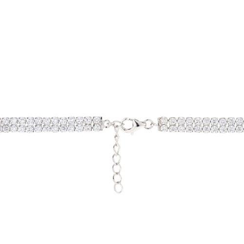 bracelet femme argent zirconium 9500256 pic3