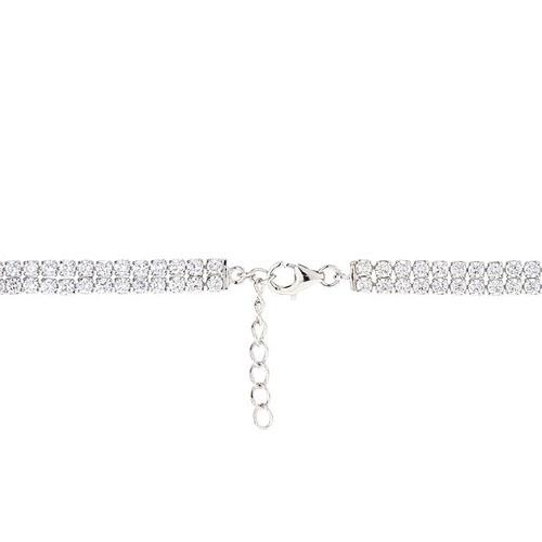 bracelet femme argent zirconium 9500258 pic3