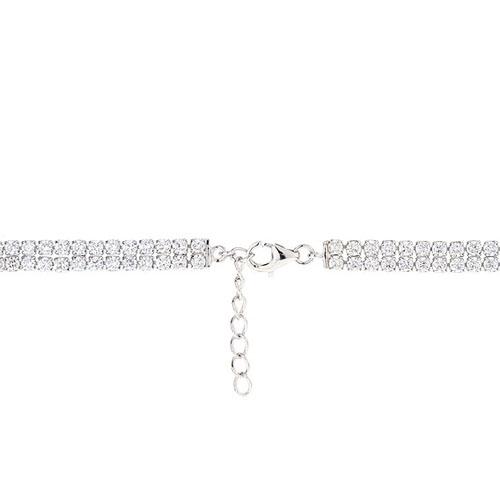 bracelet femme argent zirconium 9500263 pic3