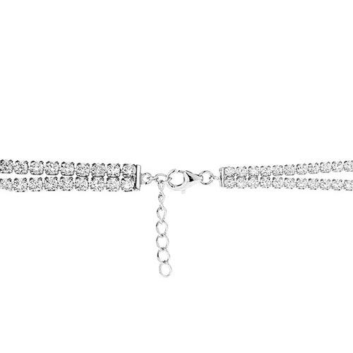 bracelet femme argent zirconium 9500264 pic3