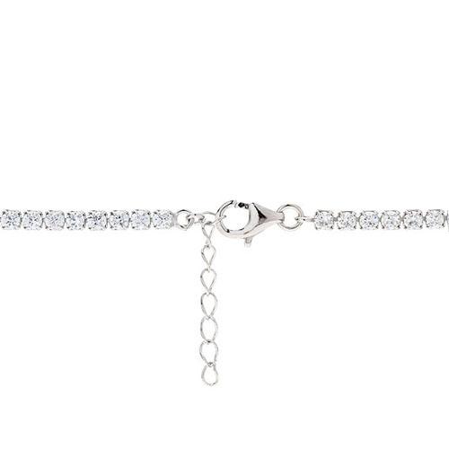 bracelet femme argent zirconium 9500265 pic3