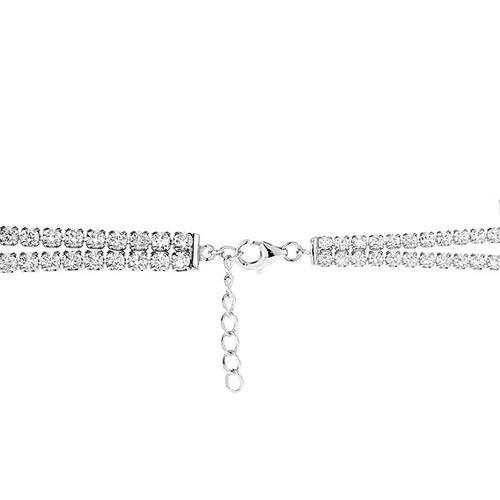 bracelet femme argent zirconium 9500266 pic3