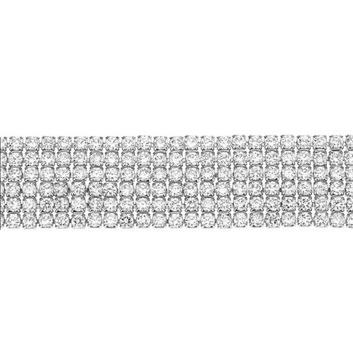 bracelet femme argent zirconium 9500270 pic2