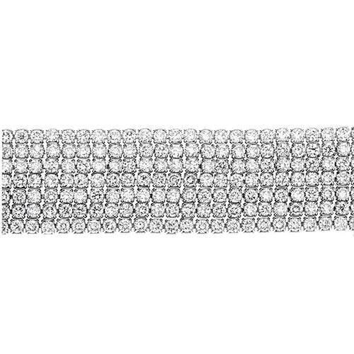 bracelet femme argent zirconium 9500271 pic2