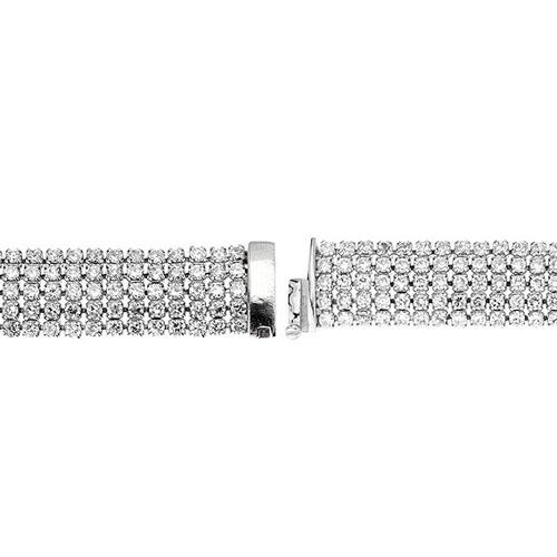 bracelet femme argent zirconium 9500272 pic3