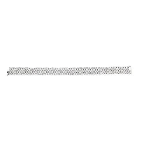 bracelet femme argent zirconium 9500272