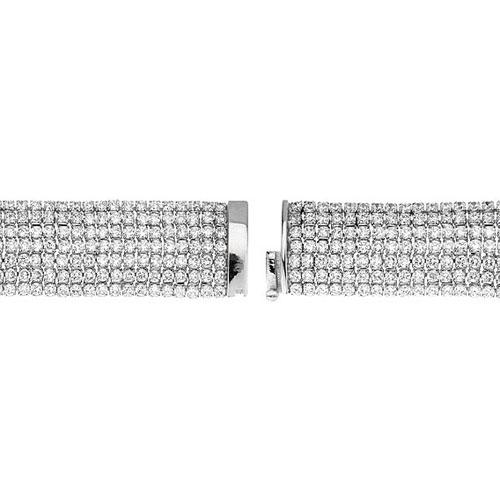 bracelet femme argent zirconium 9500273 pic3