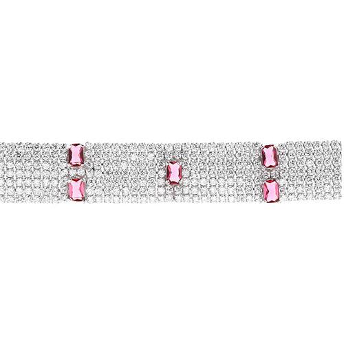 bracelet femme argent zirconium 9500296 pic2