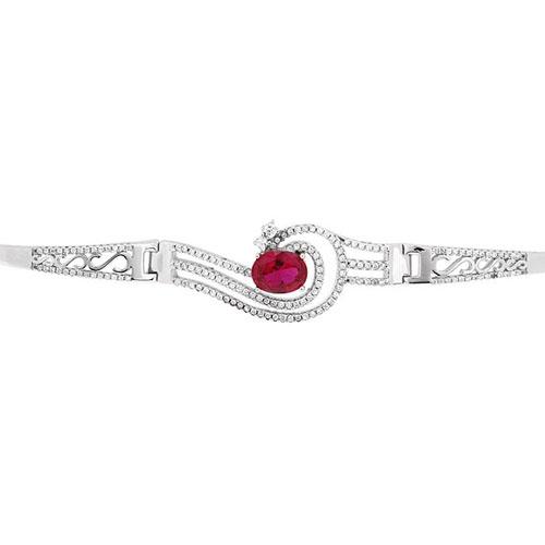 bracelet femme argent zirconium 9500302 pic2