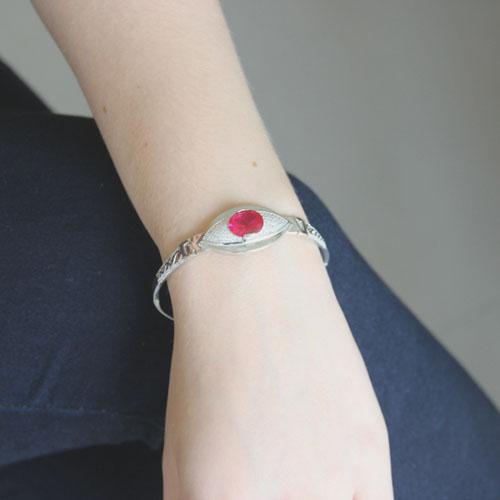 bracelet femme argent zirconium 9500305 pic4