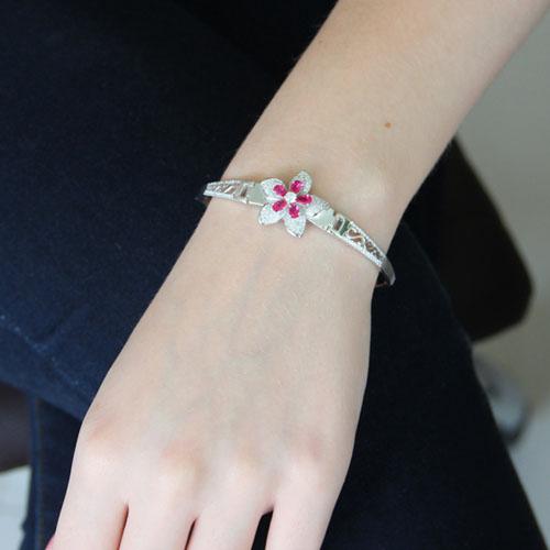 bracelet femme argent zirconium 9500309 pic4