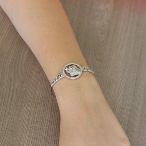 bracelet femme argent zirconium 9500312 pic5