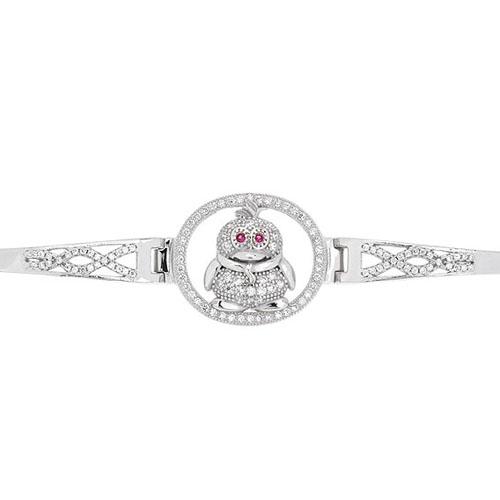 bracelet femme argent zirconium 9500314 pic2
