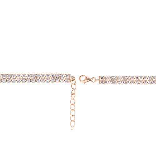 bracelet femme argent zirconium 9500403 pic3