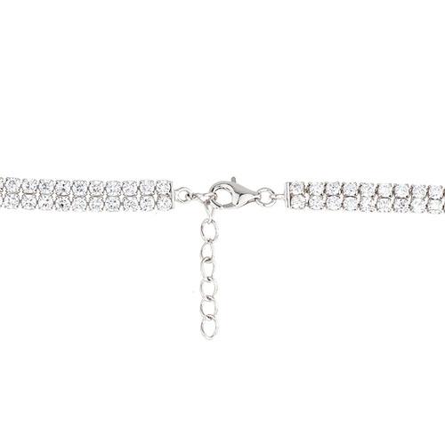 bracelet femme argent zirconium 9500417 pic3
