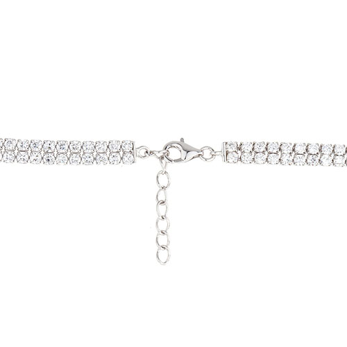 bracelet femme argent zirconium 9500425 pic3