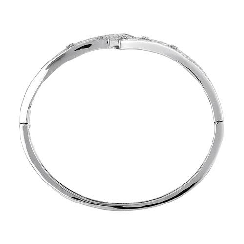 bracelet femme argent zirconium 9600100 pic2