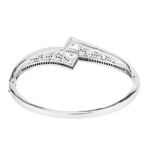 bracelet femme argent zirconium 9600100 pic3