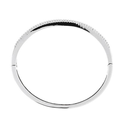 bracelet femme argent zirconium 9600101 pic2