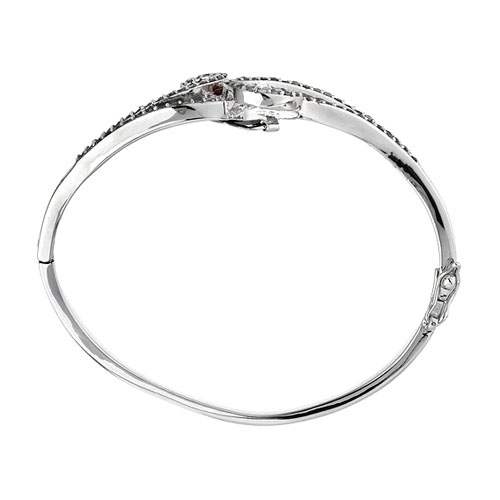 bracelet femme argent zirconium 9600102 pic2