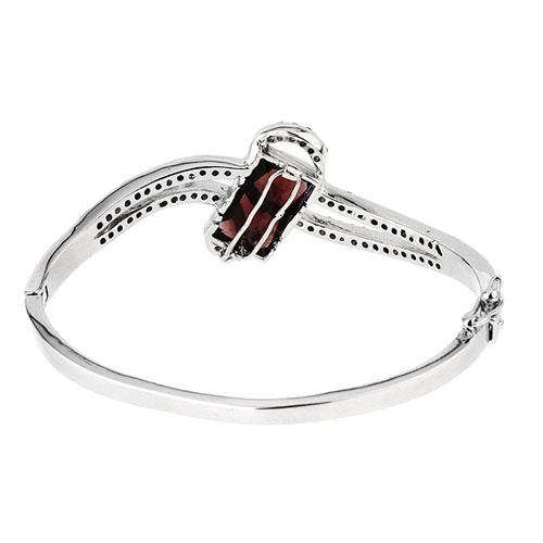 bracelet femme argent zirconium 9600102 pic3
