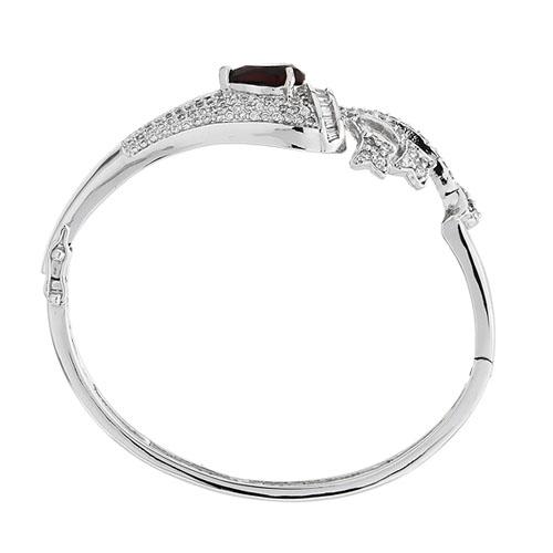 bracelet femme argent zirconium 9600104 pic2
