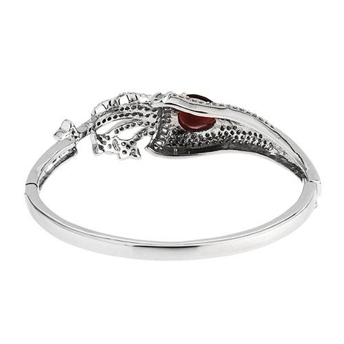 bracelet femme argent zirconium 9600104 pic3