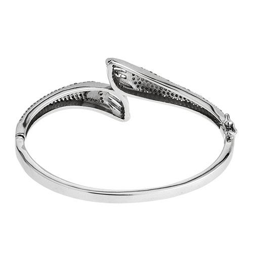 bracelet femme argent zirconium 9600105 pic3