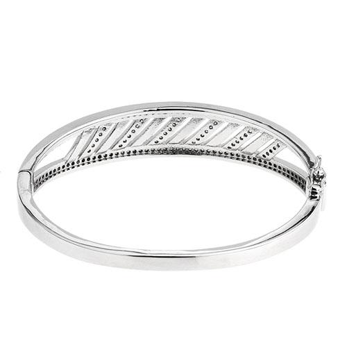 bracelet femme argent zirconium 9600106 pic3