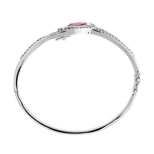 bracelet femme argent zirconium 9600107 pic2