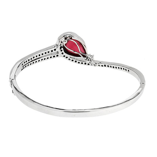 bracelet femme argent zirconium 9600107 pic3
