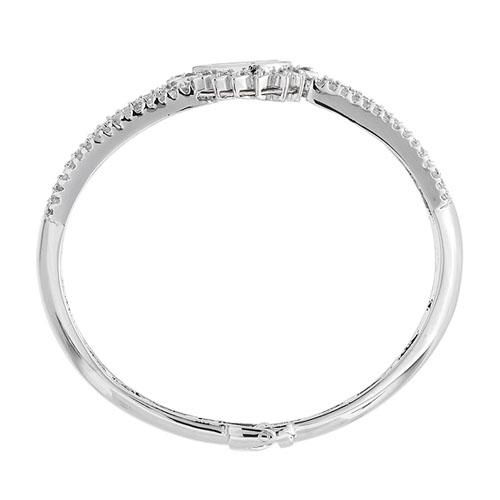 bracelet femme argent zirconium 9600108 pic2