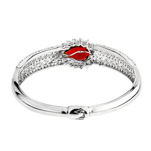 bracelet femme argent zirconium 9600108 pic3