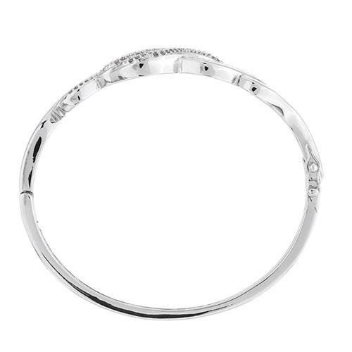 bracelet femme argent zirconium 9600109 pic2
