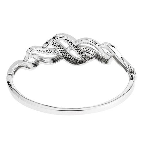 bracelet femme argent zirconium 9600109 pic3