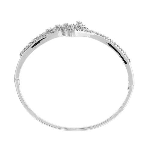 bracelet femme argent zirconium 9600110 pic2