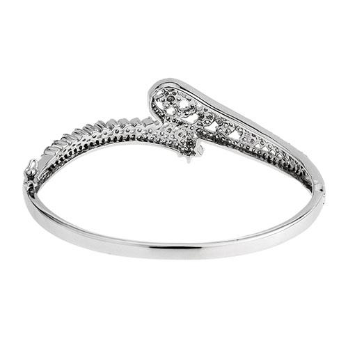bracelet femme argent zirconium 9600110 pic3