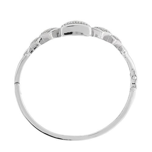 bracelet femme argent zirconium 9600111 pic2
