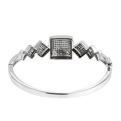 bracelet femme argent zirconium 9600111 pic3